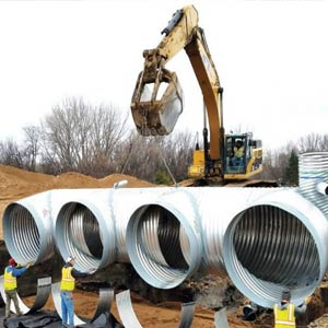 Aluminized Type 2 Steel Pipe Suppliers, Armco Aluminized